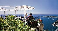Hotel la ch vre d 39 or eze village cote d 39 azur for Cafe du jardin eze