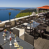 Restaurant remparts for Cafe du jardin eze